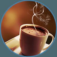 Rosacea kostråd 2: Undgå varme drikke