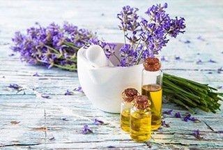 2 Lavendel Olie