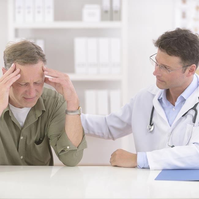Behandling for tidlig sædafgang med sind og krop
