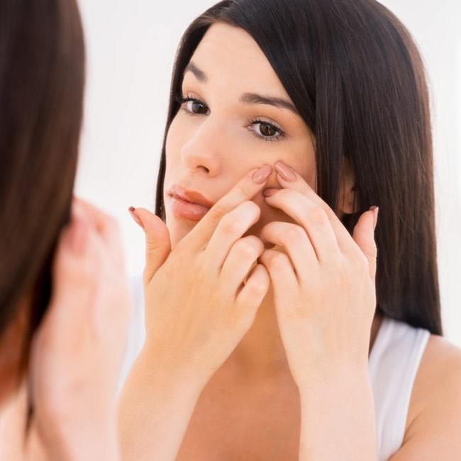 6 fejl du gør dig, når du behandler akne