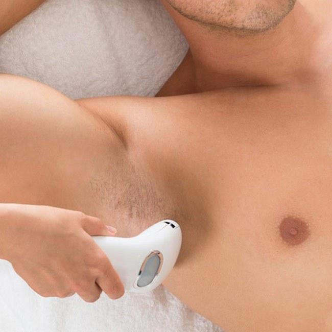 Bedste muligheder for hårfjerning til mænd