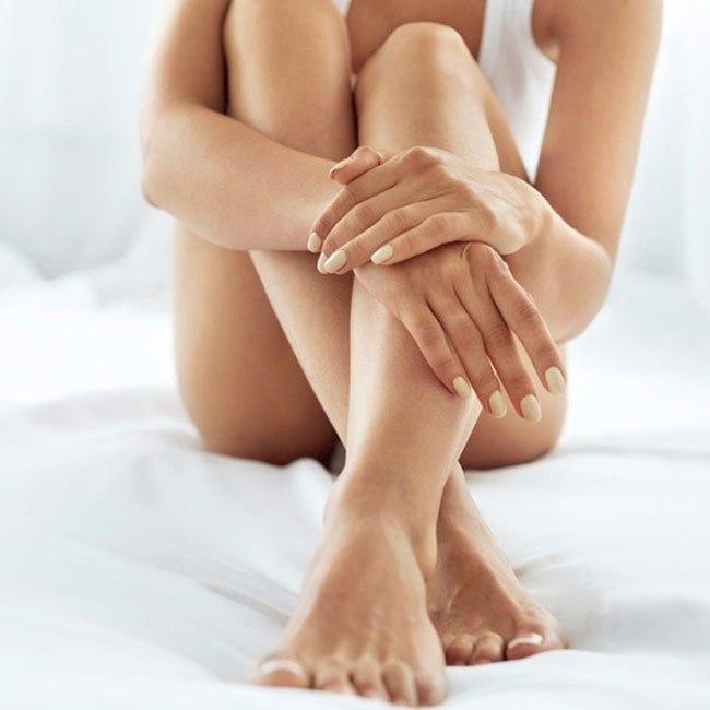 Symptomer på kønsvorter hos kvinder