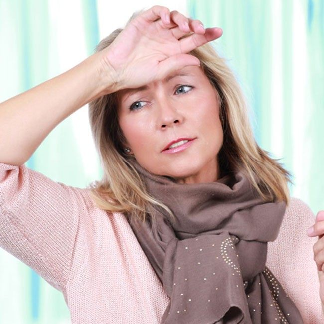 Symptomer på overgangsalderen og metoder til at lette overgangen