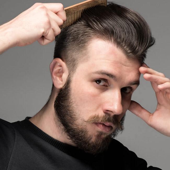 Kan shampoo alene stoppe tab af hår?