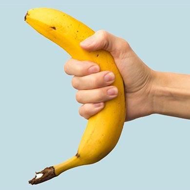 Sådan måler du din penis krumning