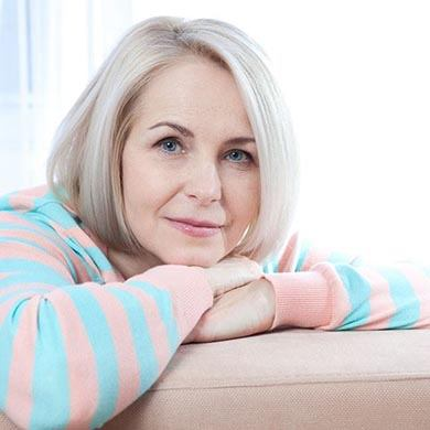 Lindre dine symptomer på overgangsalder
