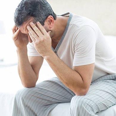 Stress og rejsningsbesvær