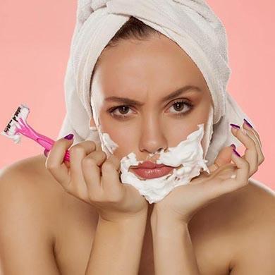 Overdreven hårvækst for kvinder