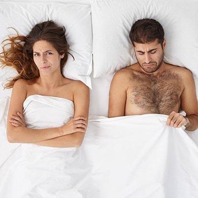 Forbindelsen mellem impotens og for tidlig sædafgang