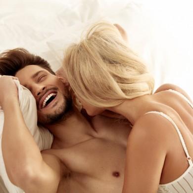 Hvor lang tid holder den gennemsnitlige mand i sengen?