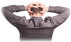Stress kan give problemer med rejsning