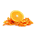 Appelsinskal olieekstrakt