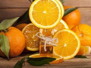3 Appelsin Olie