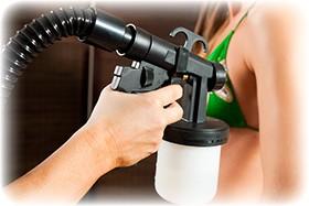 Spray tan eller selvbruner spray