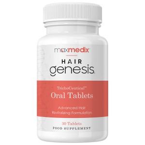 maxmedix HairGenesis TrichoCeutical Oral Tabletter thumbnail
