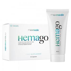 maxmedix HemaGo Pills and Cream thumbnail