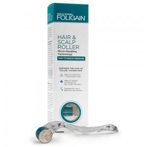 Foligain Hair & Scalp Roller