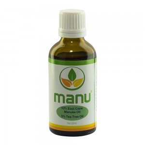 Manuka and Tea Tree Oil