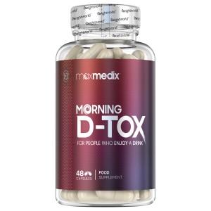 Morning D-Tox mod tømmermænd
