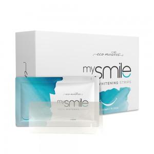Eco Masters mysmile Teeth Whitening Strips thumbnail