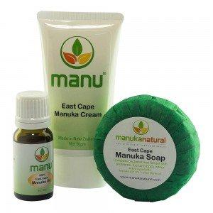 Manuka Naturals Kombi mod negle og fodsvamp thumbnail
