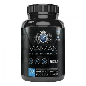 Viaman Kosttilskud til mandlig udholdenhed