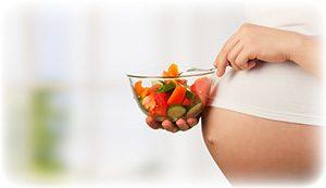 Spis dig gravid!