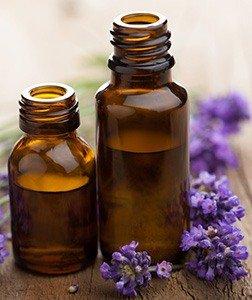 4 Lavendel olie