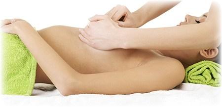 Hvordan Massage kan forstørre dit bryst