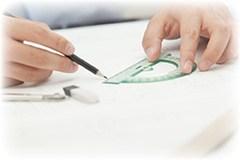 Personlig måling af Penis krumning