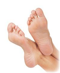 Løft dine fødder højt