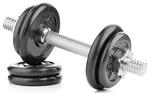 Vægtløft til vægttræning