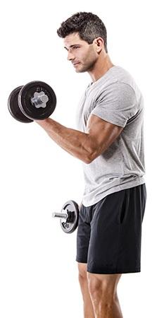 Fysisk størrelsesforøgelses træning