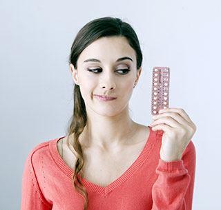 Kondomer hjælper andre former for prævention til at virke endnu bedre