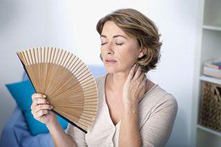 Symptomer på overgangsalder