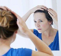 Hudsygdomme i hovedbunden