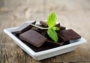 6 Mørk chokolade for at få din menstruation i balance