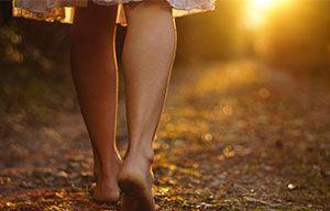 5 Smid sko og strømper når det er muligt