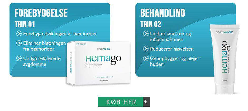 forebyggelse og behandling af hæmorider