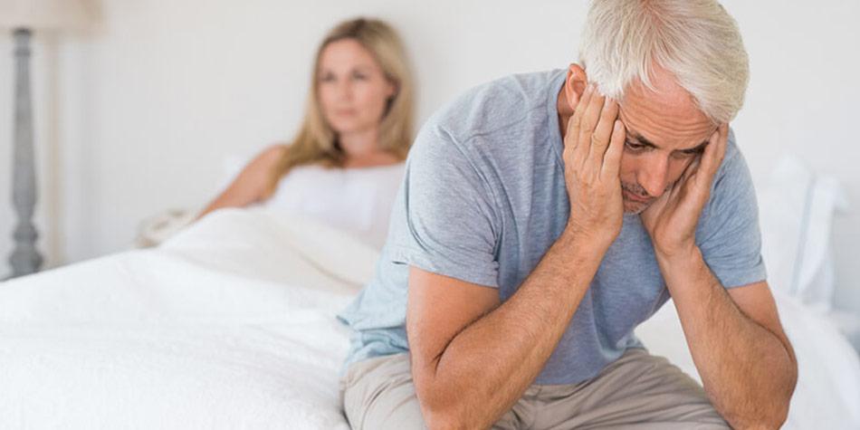 Impotens kan skade parforholdet. Tal åbent om jeres problemer og husk, at du ikke er alene.