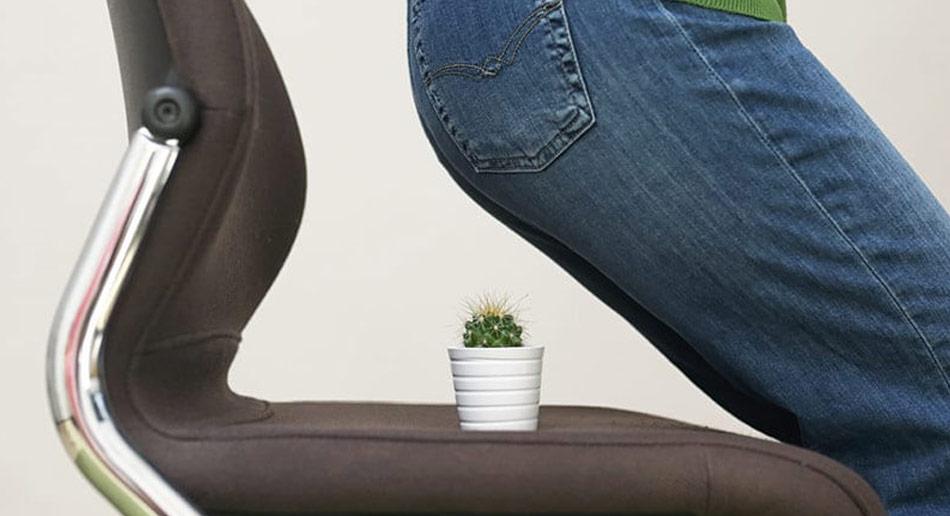 At have hæmorider kan godt føles som at sidde på en kaktus. Det giver en ubehagelig smerte, svie og kløen.